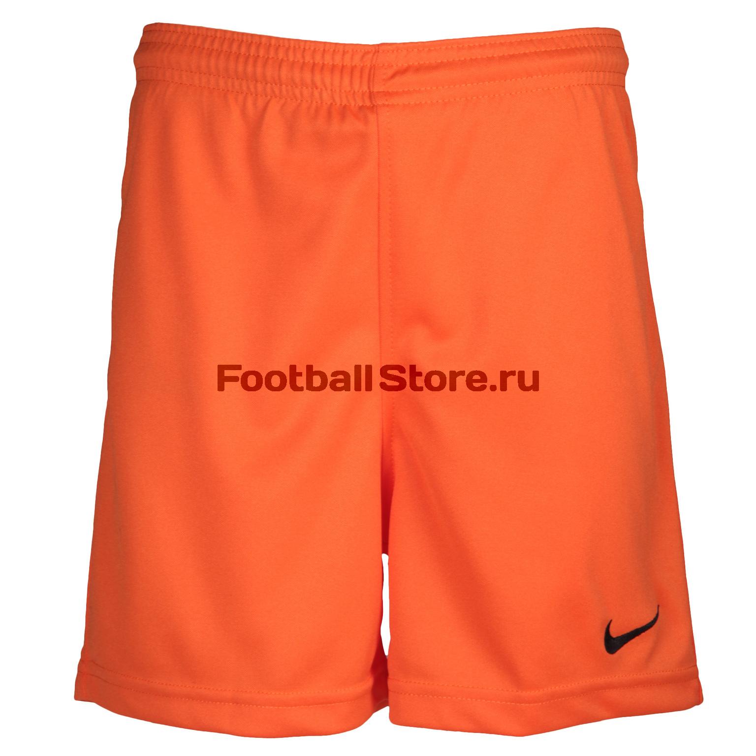 Шорты игровые подростковые Nike Park Knit Short JR494838-815