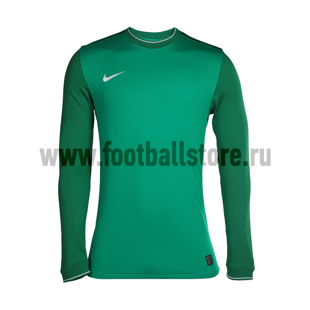 Свитер вратарский Nike Club LS Goalie JRSY 356799-375