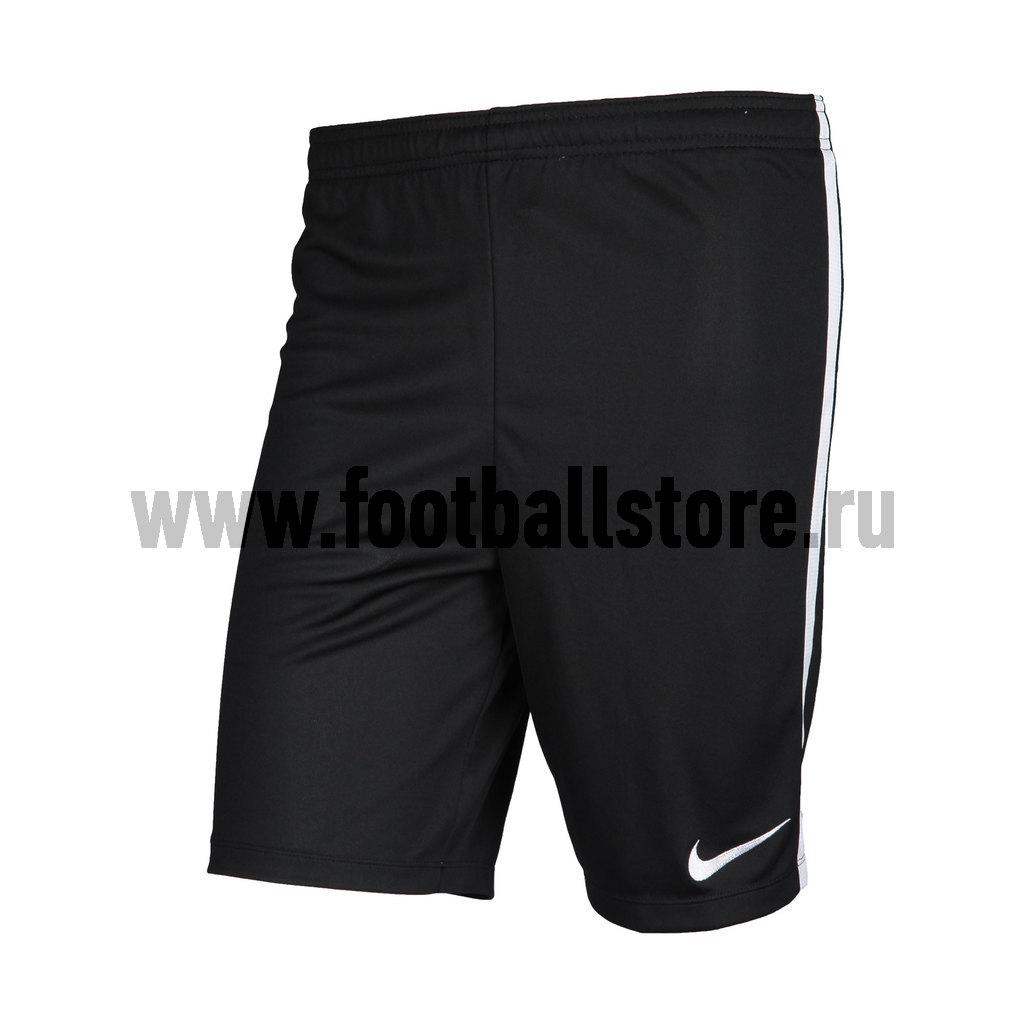 Шорты Nike DRY ACDMY Short 832508-010 шорты игровые nike dry short ii wvn 894331 010