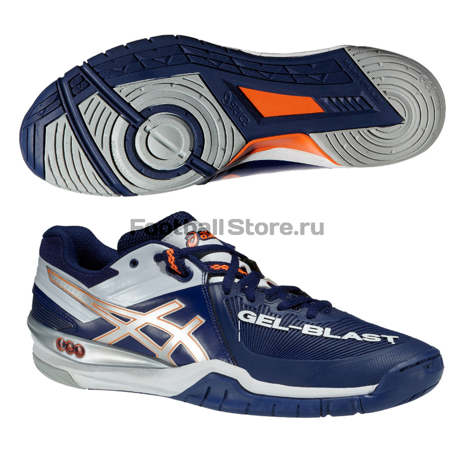 Кроссовки Asics Gel Blast 6 E413Y-5093 asics gel volley elite 2