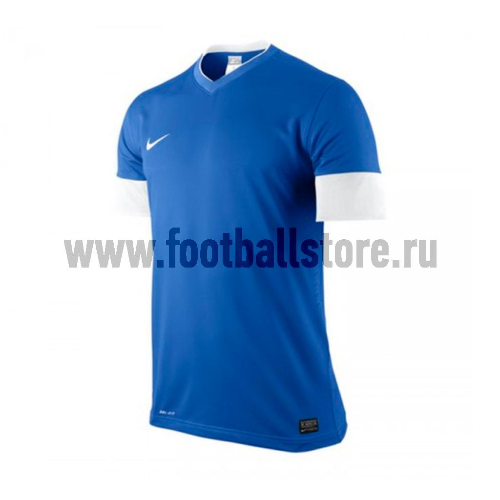 Футболки Nike Майка игровая Nike SS Laser Premium JSY 448184-463