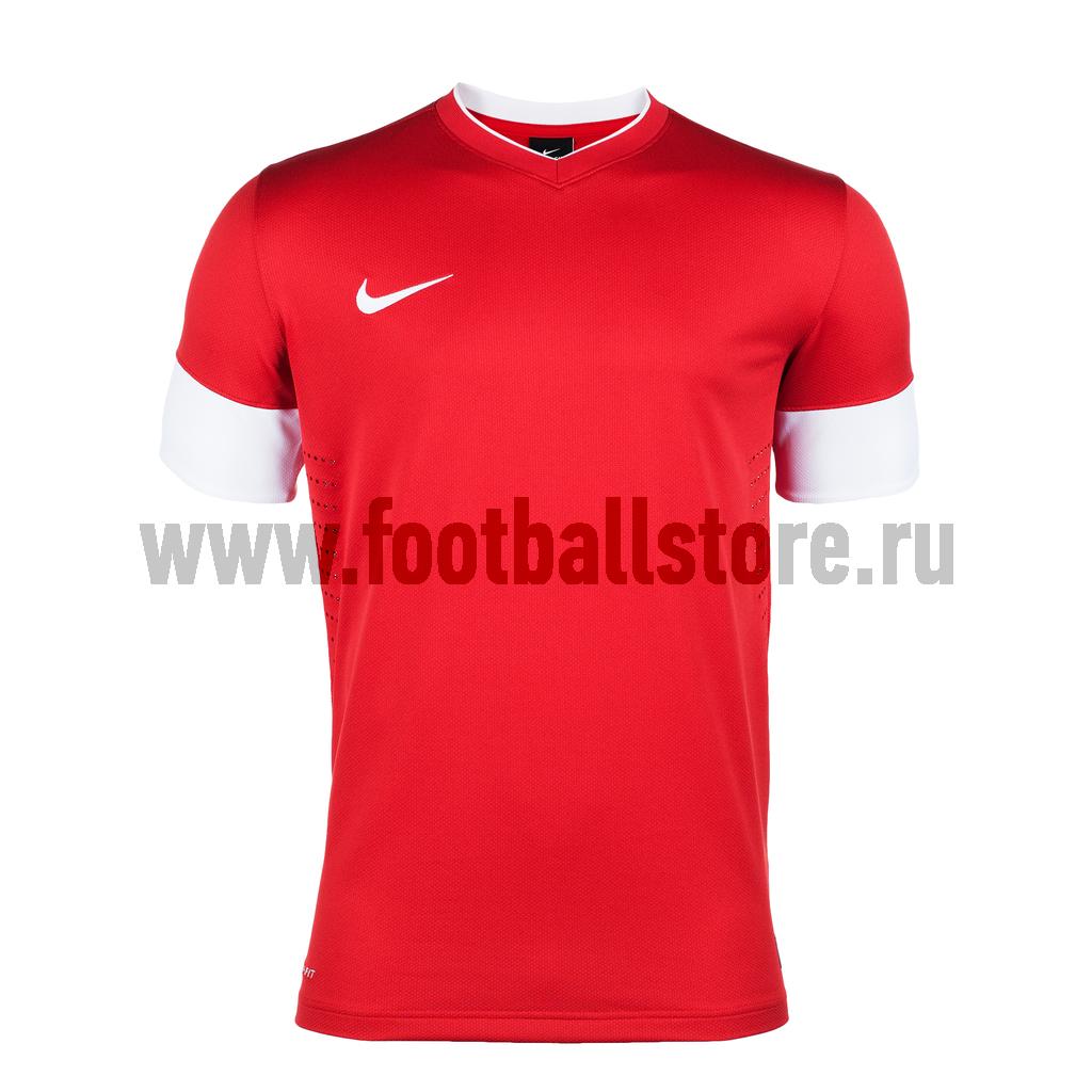 Футболки Nike Майка игровая Nike SS Laser Premium JSY 448184-648
