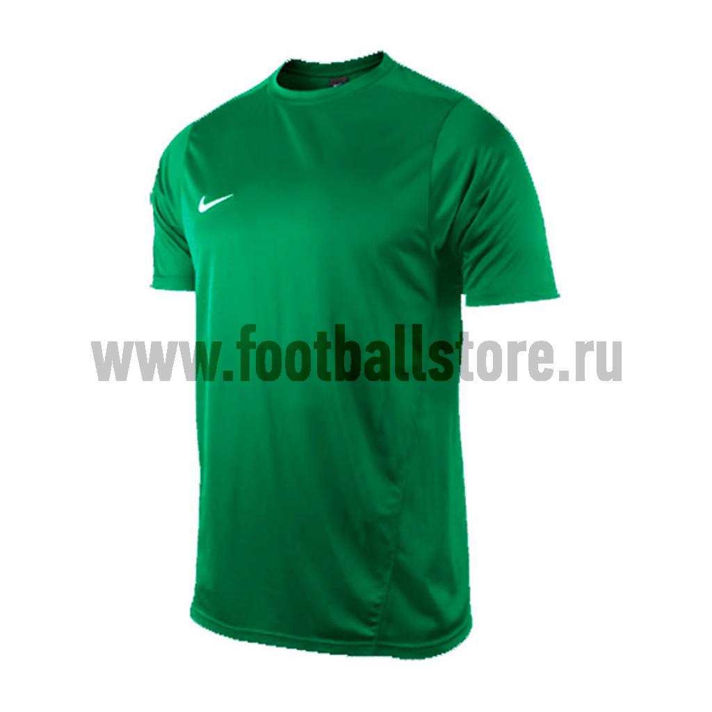 Футболки Nike Майка игровая Nike SS Park V JSY 448209-302