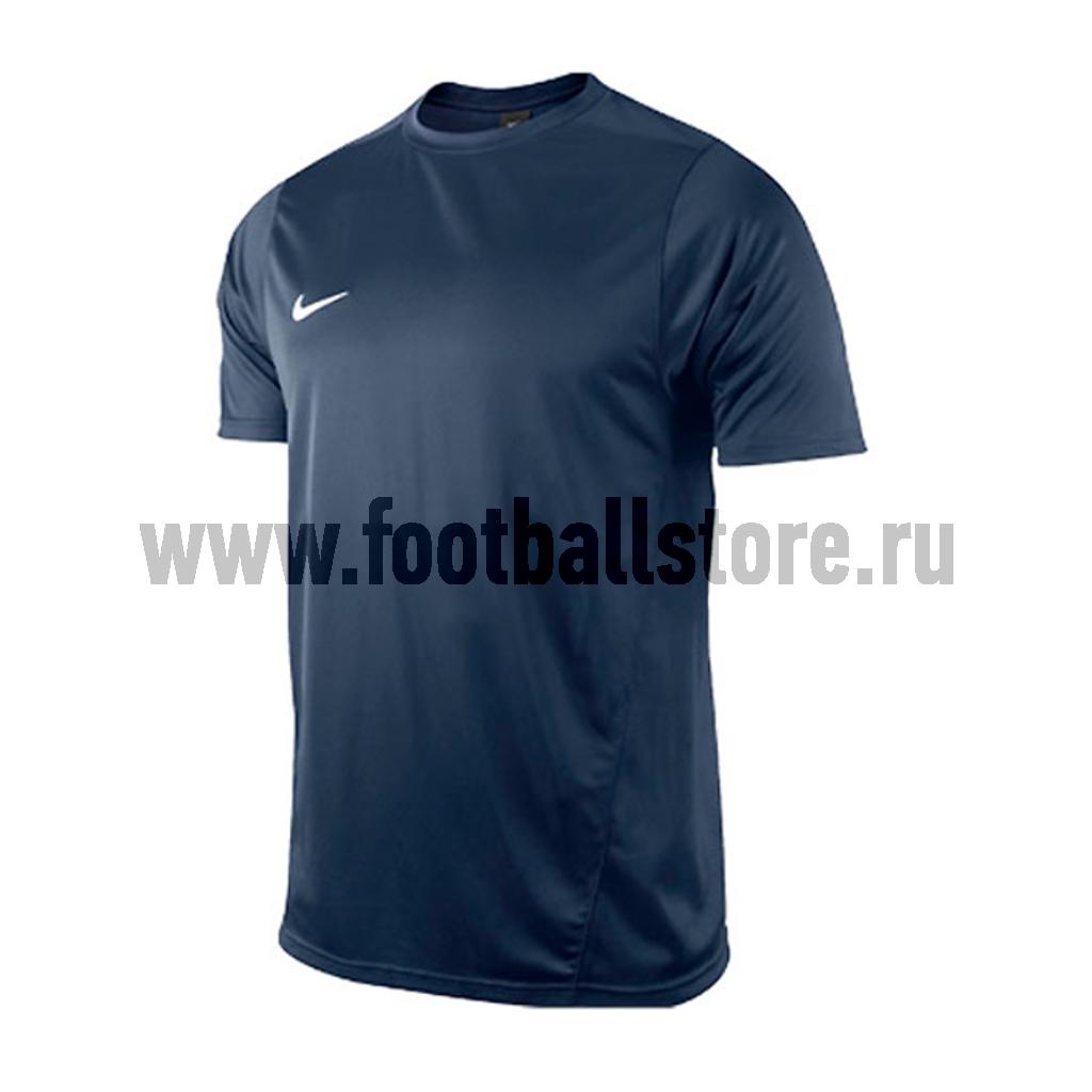Футболки Nike Майка игровая Nike SS Park V JSY 448209-410