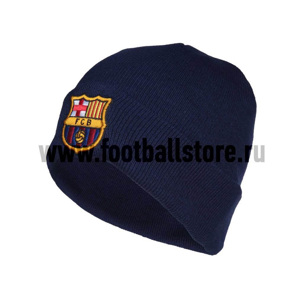 Barcelona Атрибутика Шапка с вышивкой FC Barcelona арт.115113