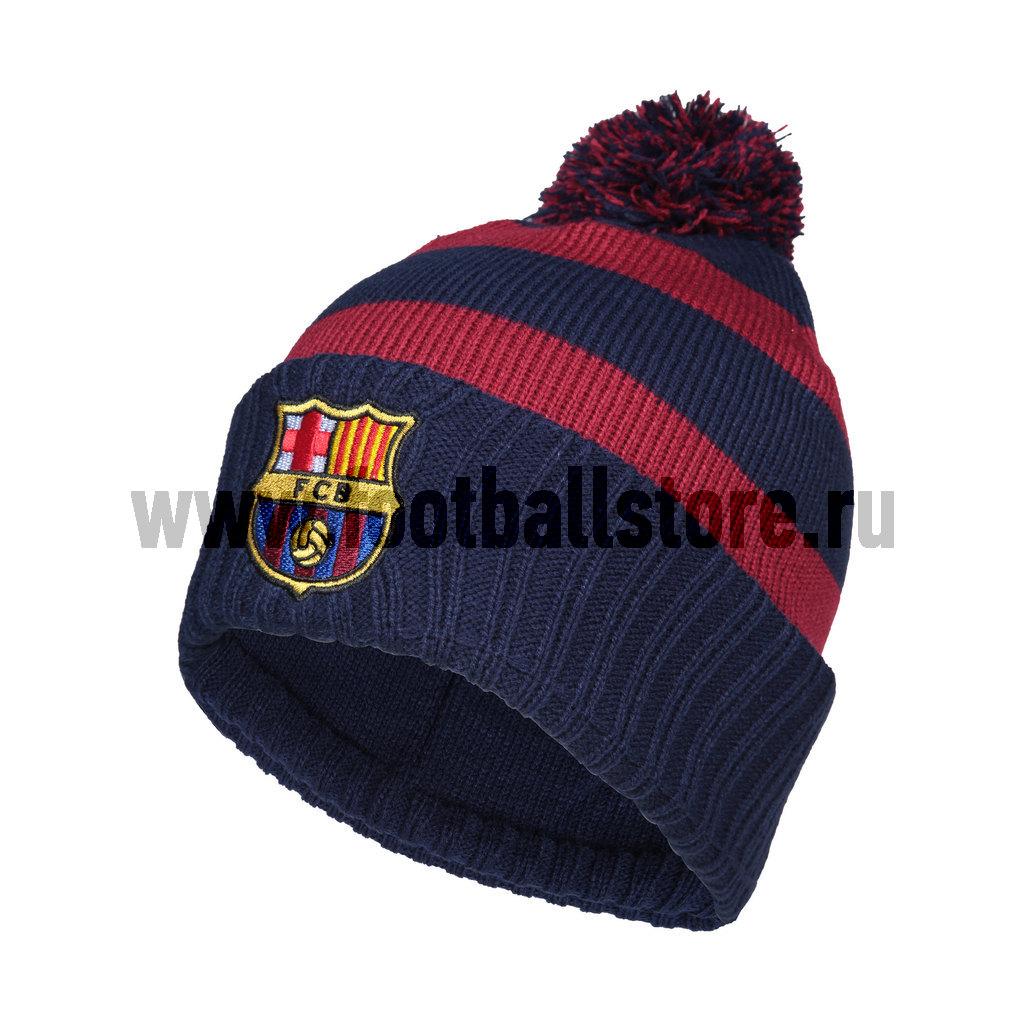 Barcelona Атрибутика Шапка с вышивкой FC Barcelona арт. 115115