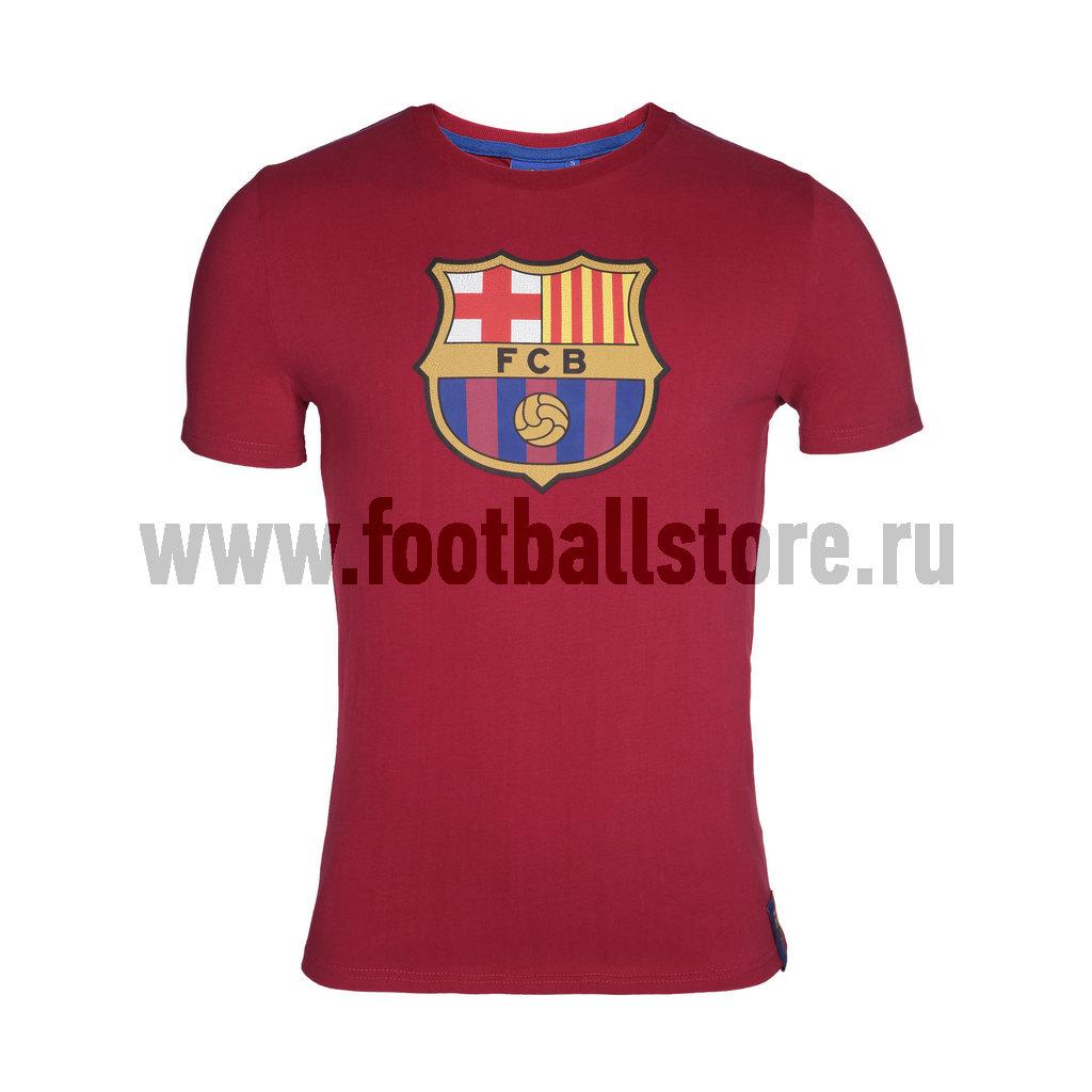 Атрибутика Футболка FC Barcelona гранат, арт. 130210