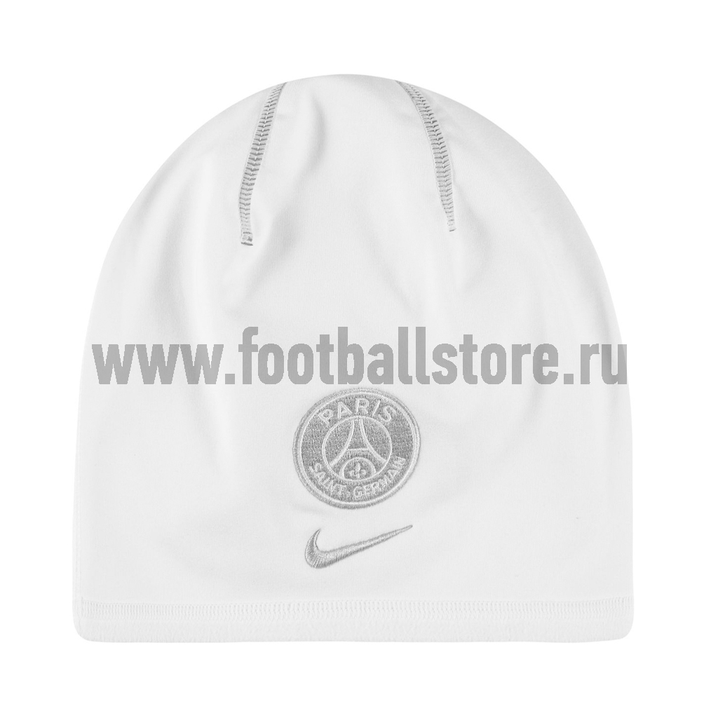 PSG Nike Шапка Nike PSG Training Beanie Crested 805305-100 литой диск replica mi 646 7x16 6x139 7 d67 1 et38 ms