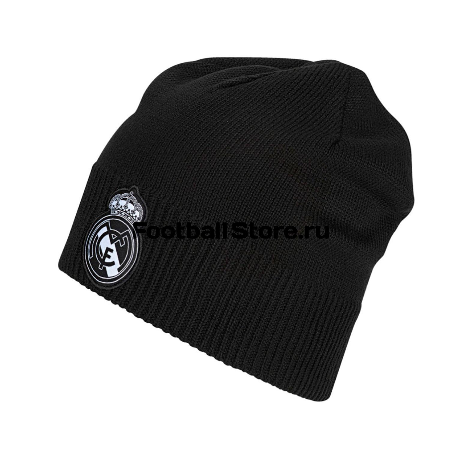 Real Madrid Adidas Шапка Adidas Real Madrid Beanie S94884 шапка спортивная adidas fm beanie m30735