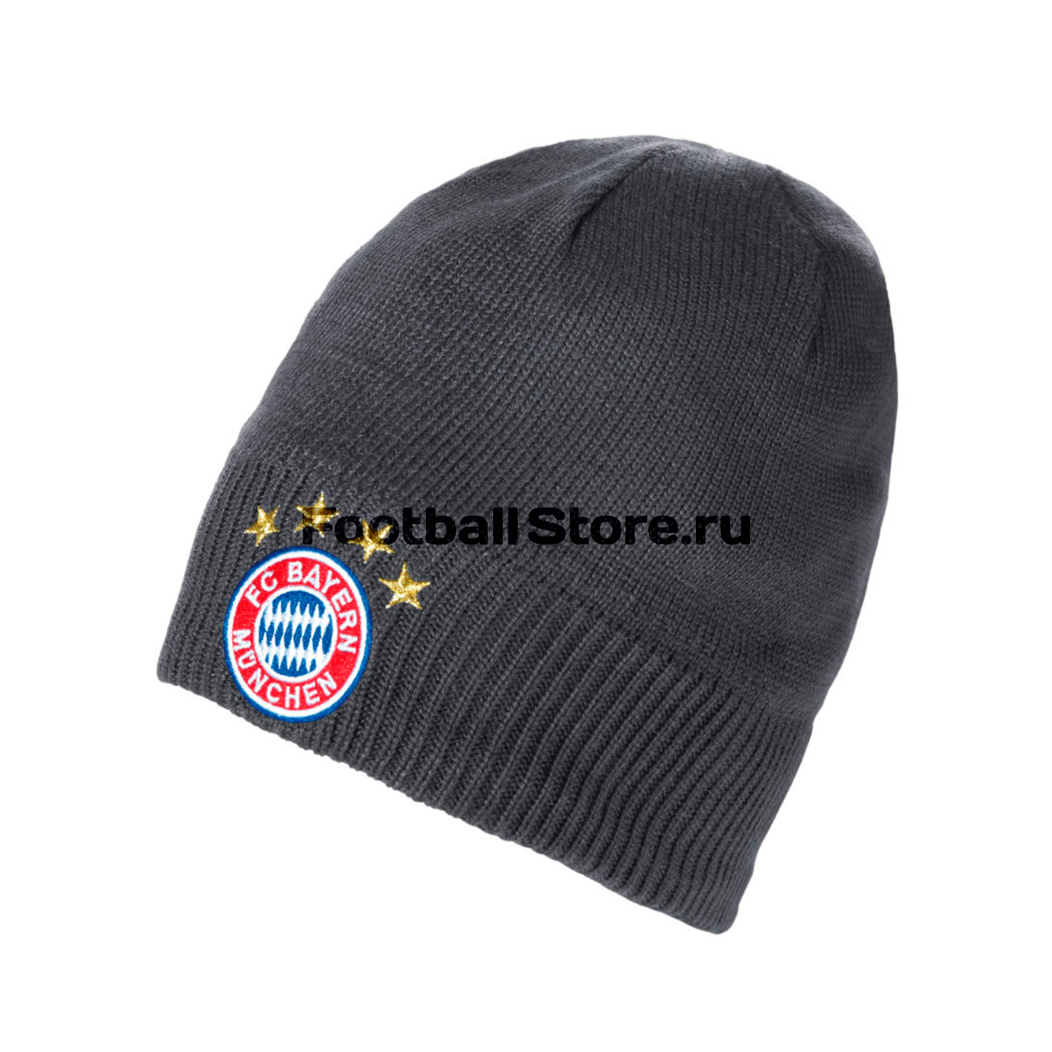 Bayern Adidas Шапка Adidas FC Bayern Beanie S95122