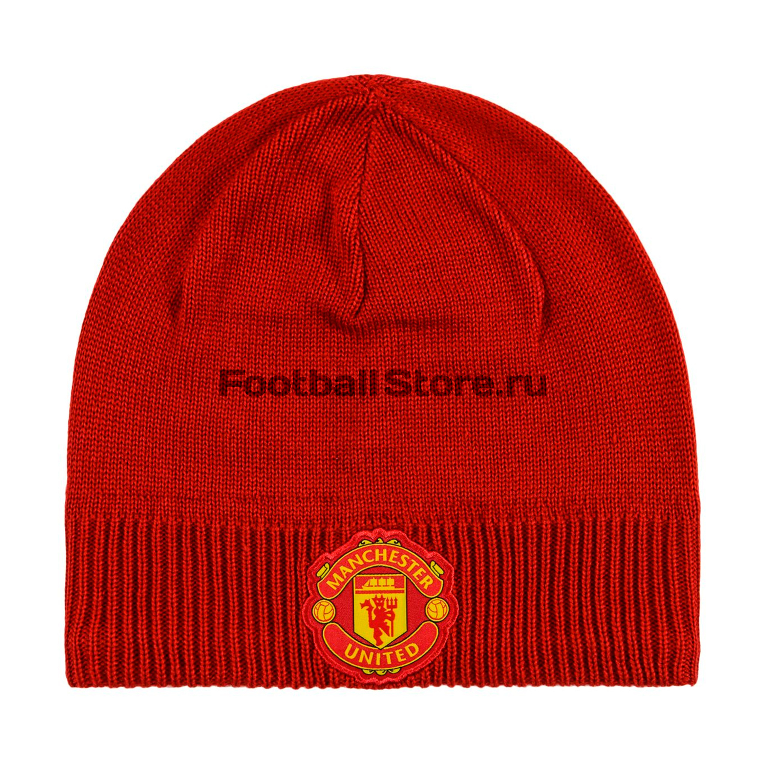 Manchester United Adidas Шапка Adidas Manchester United Beanie S95091