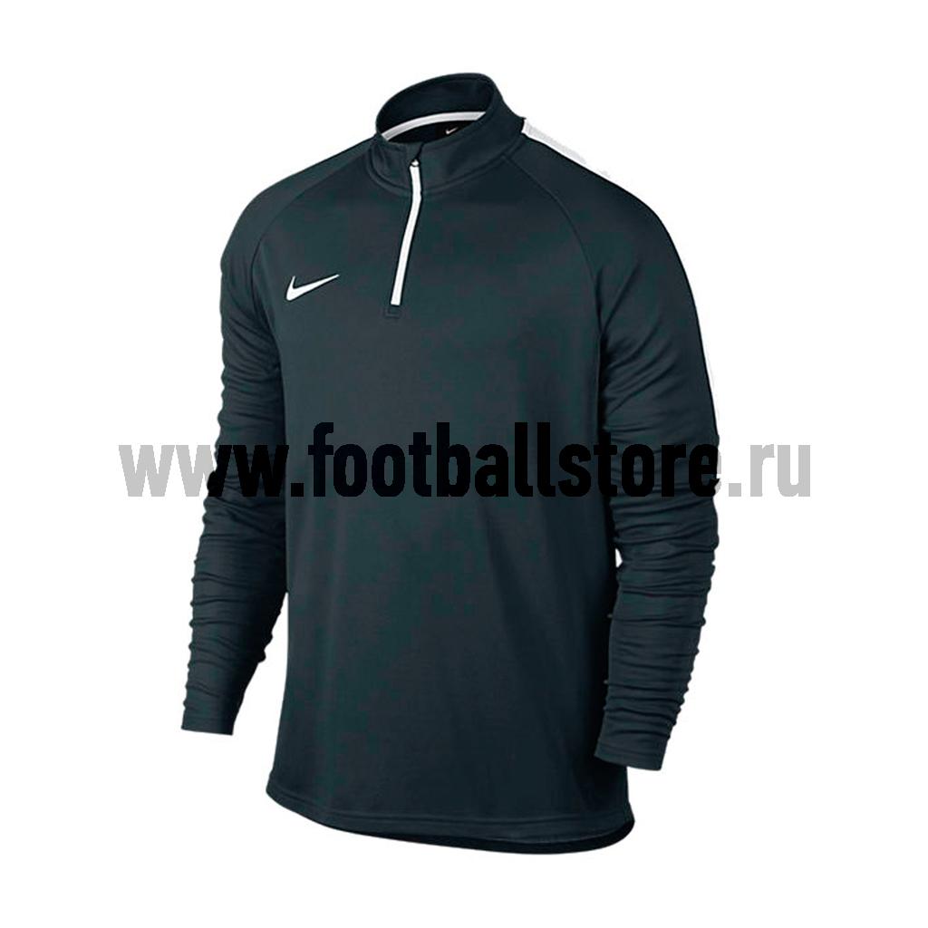 Тренировочная форма Nike Свитер Nike Boys DRY ACDMY Dril Top 839358-364 игровая форма nike футболка детская nike ss precision iii jsy boys 645918 410