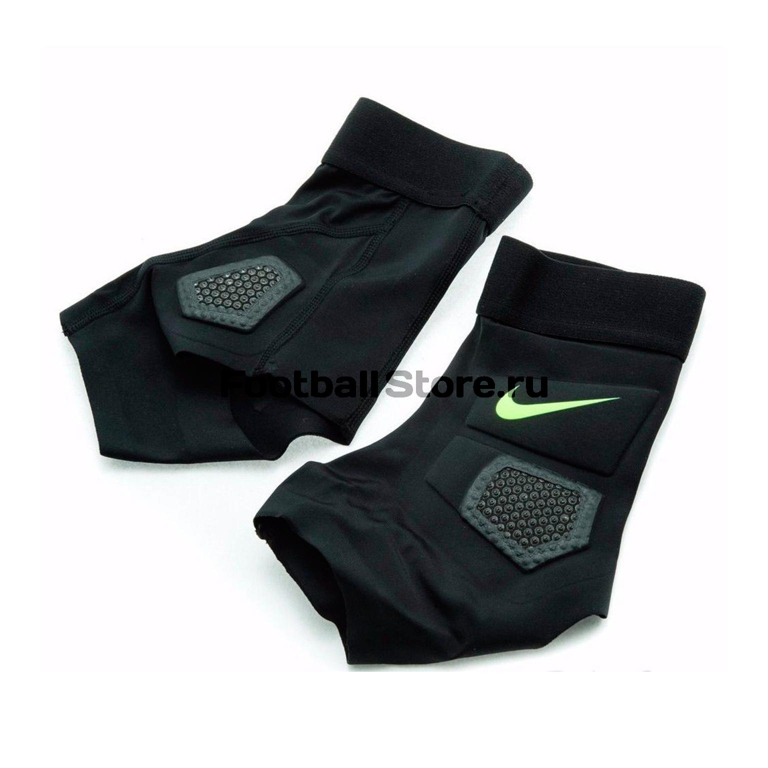 Фиксатор для голеностопа Nike NK STRK ANKL SLV SE0176-010 одежда для гольфа nike 639790 101 010 089 639790