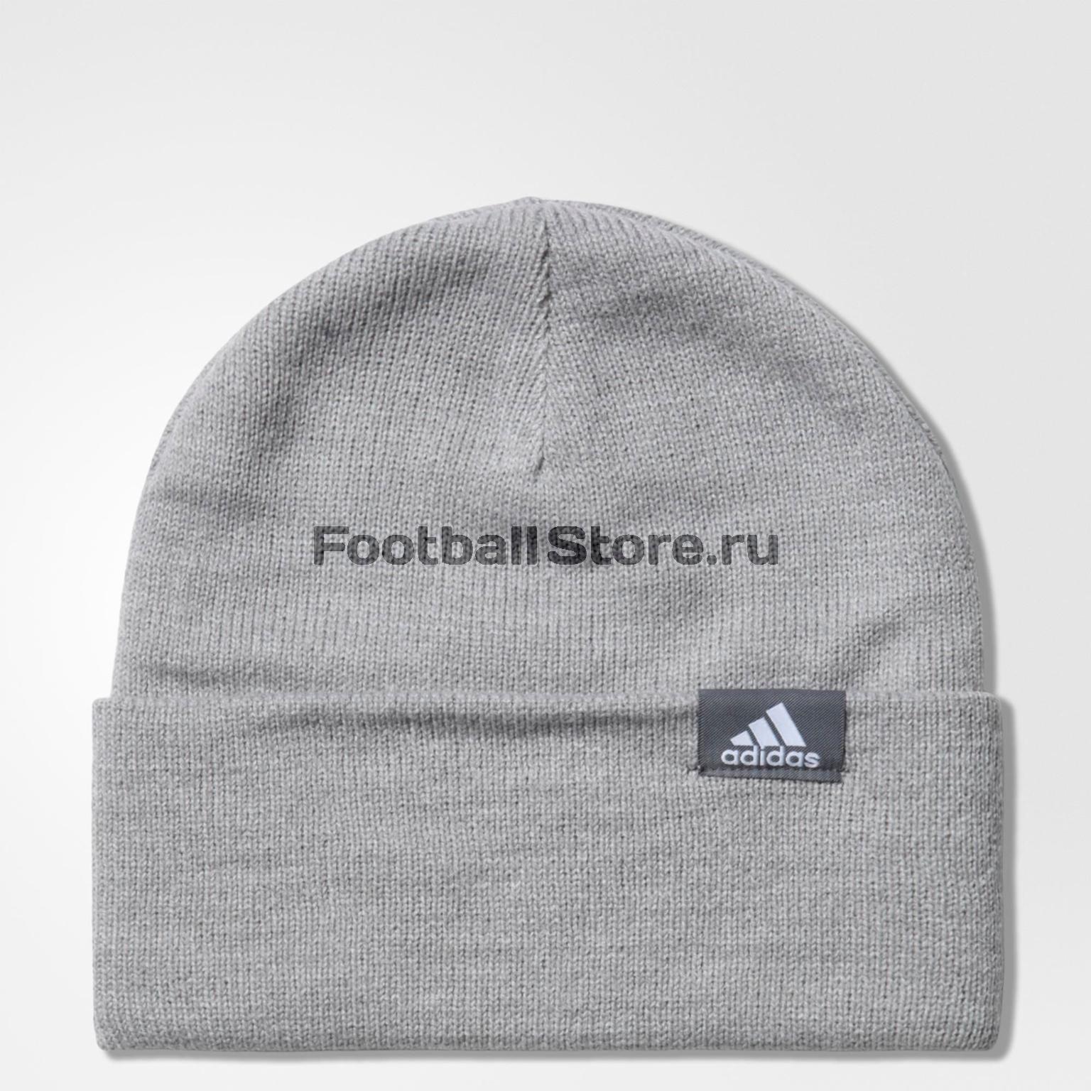 Шапка Adidas Perf Woolie AB0350 adidas шапка
