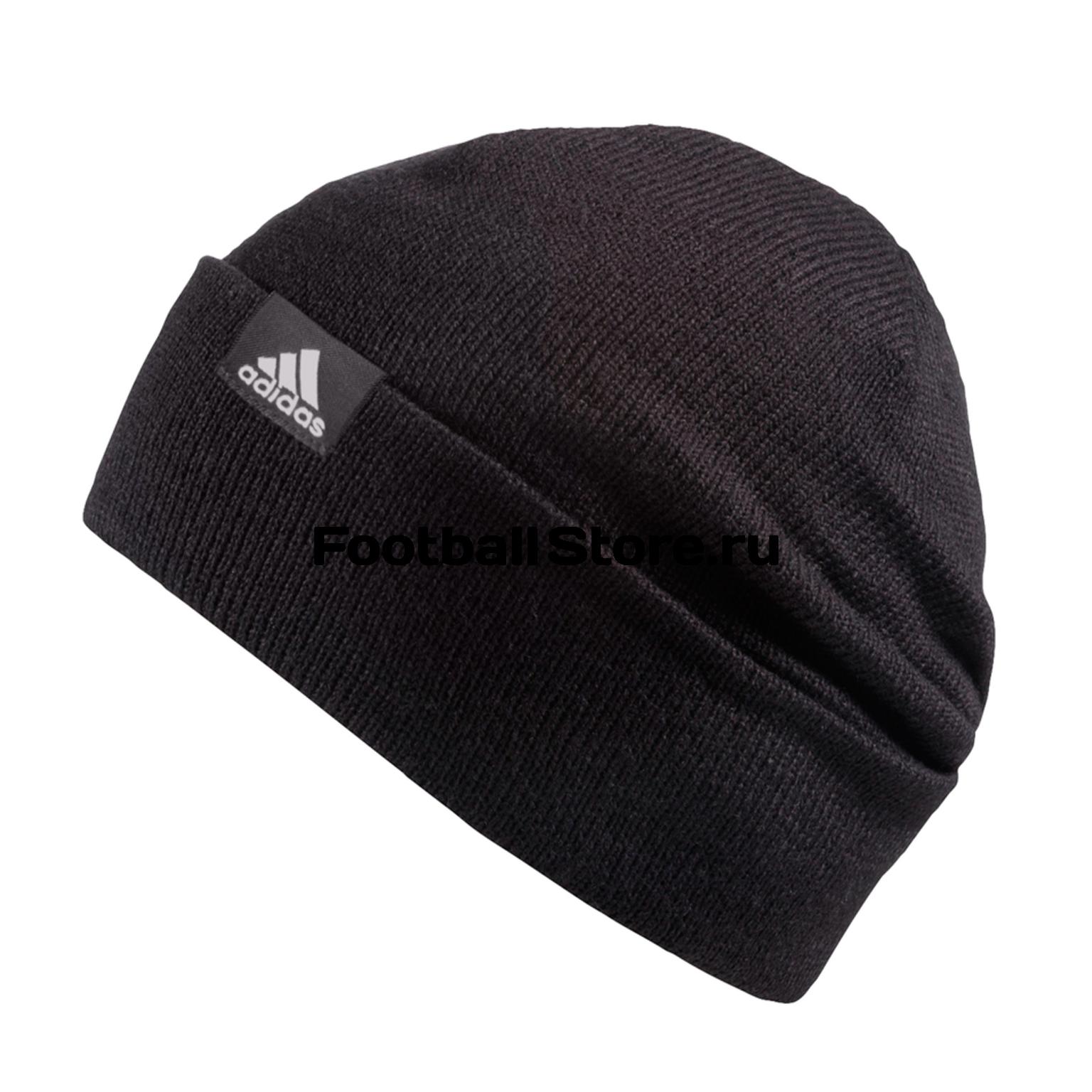 Головные уборы Adidas Шапка Adidas Perf Woolie AB0349