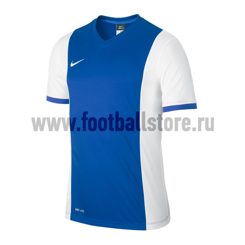 Футболка игровая Nike Park Derby Boys SS 588435-463 футболка игровая nike dry tiempo prem jsy ss 894230 411