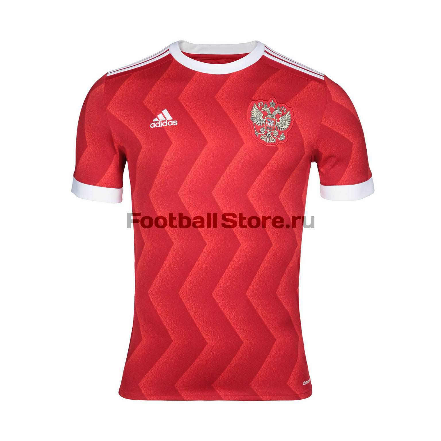 Russia Adidas Игровая футболка Adidas сборной России JSY BR6593 сцепление део матиз в челябинске