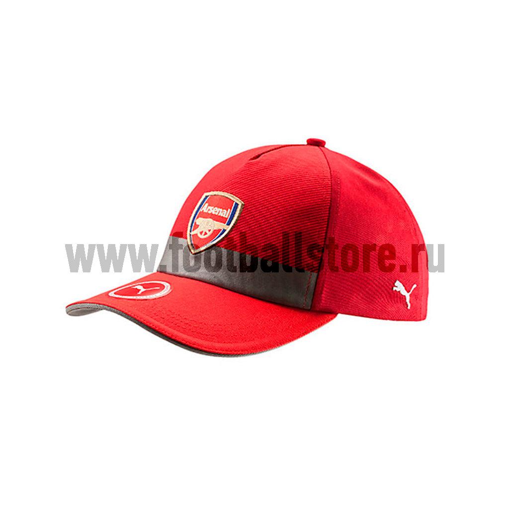 Arsenal Puma Бейсболка Puma Arsenal Perfomance Cap 02107101 arsenal leicester city