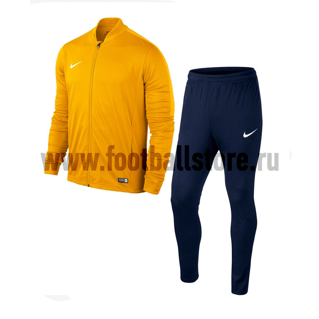 Костюм спортивный Nike Academy 16 KNT Track Suit 2 JR 808760-739 костюм спортивный nike academy 16 knt track suit 2 808757 463