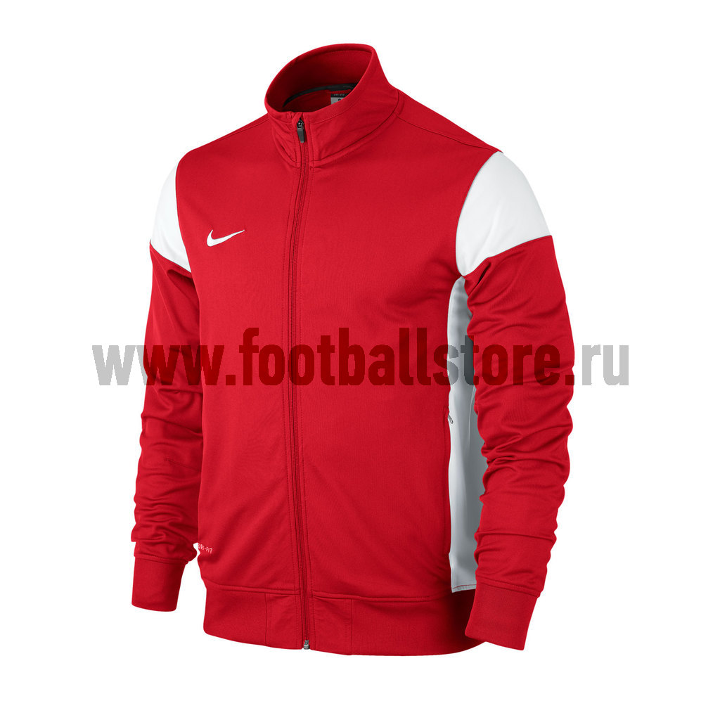 Куртка для костюма Nike Academy 14 SDLN Knit JKT 588470-657 брюки д костюма nike libero knit pant jr su14 588455 451 l тёмно синий
