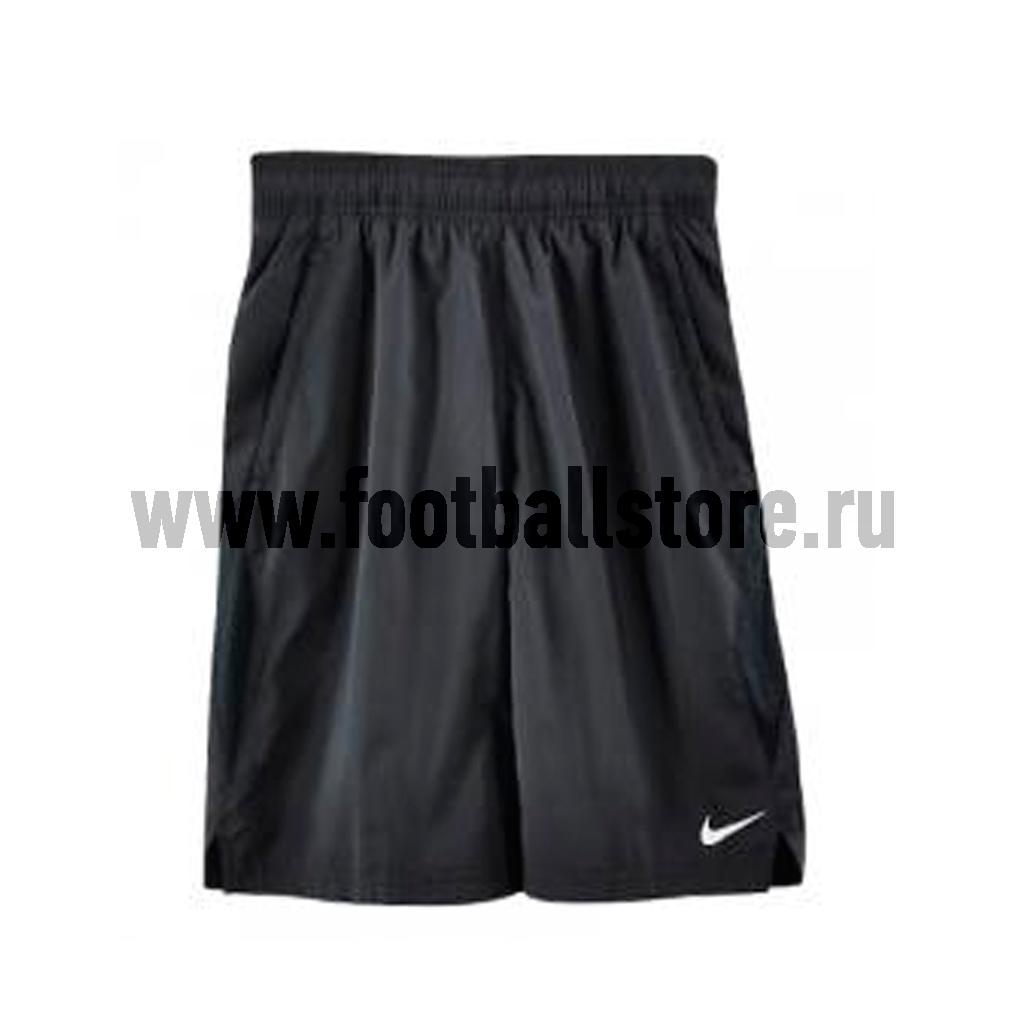 Тренировочная форма Nike Шорты подростковые Nike Training Short JR 364659-011 майка тренировочная ultrasport jr подростковая