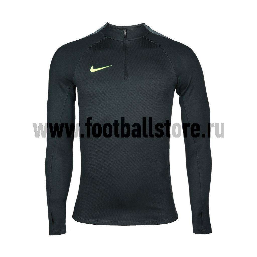 Свитер тренировочный Nike Dril Top 807063-364
