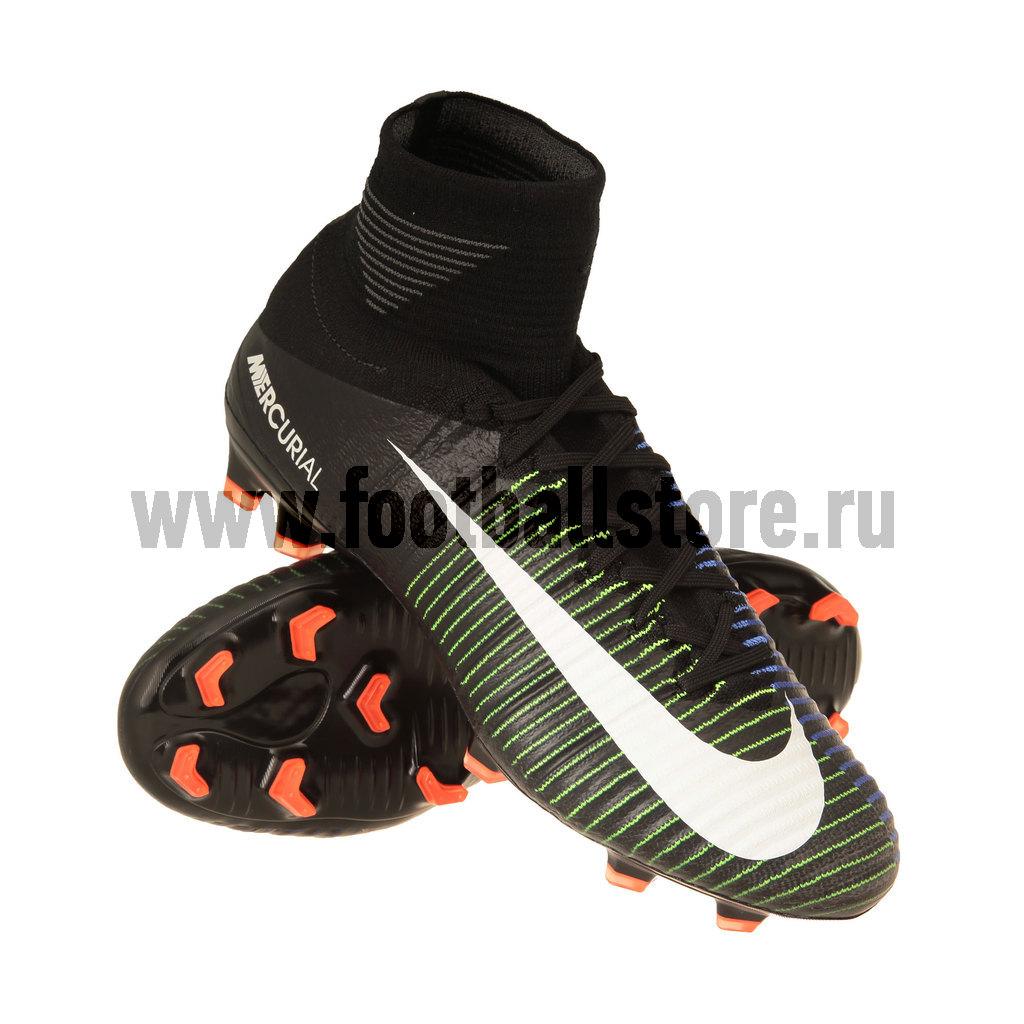 Бутсы Nike Mercurial Superfly V FG 831940-013 – купить бутсы в ... 21acfb1222446