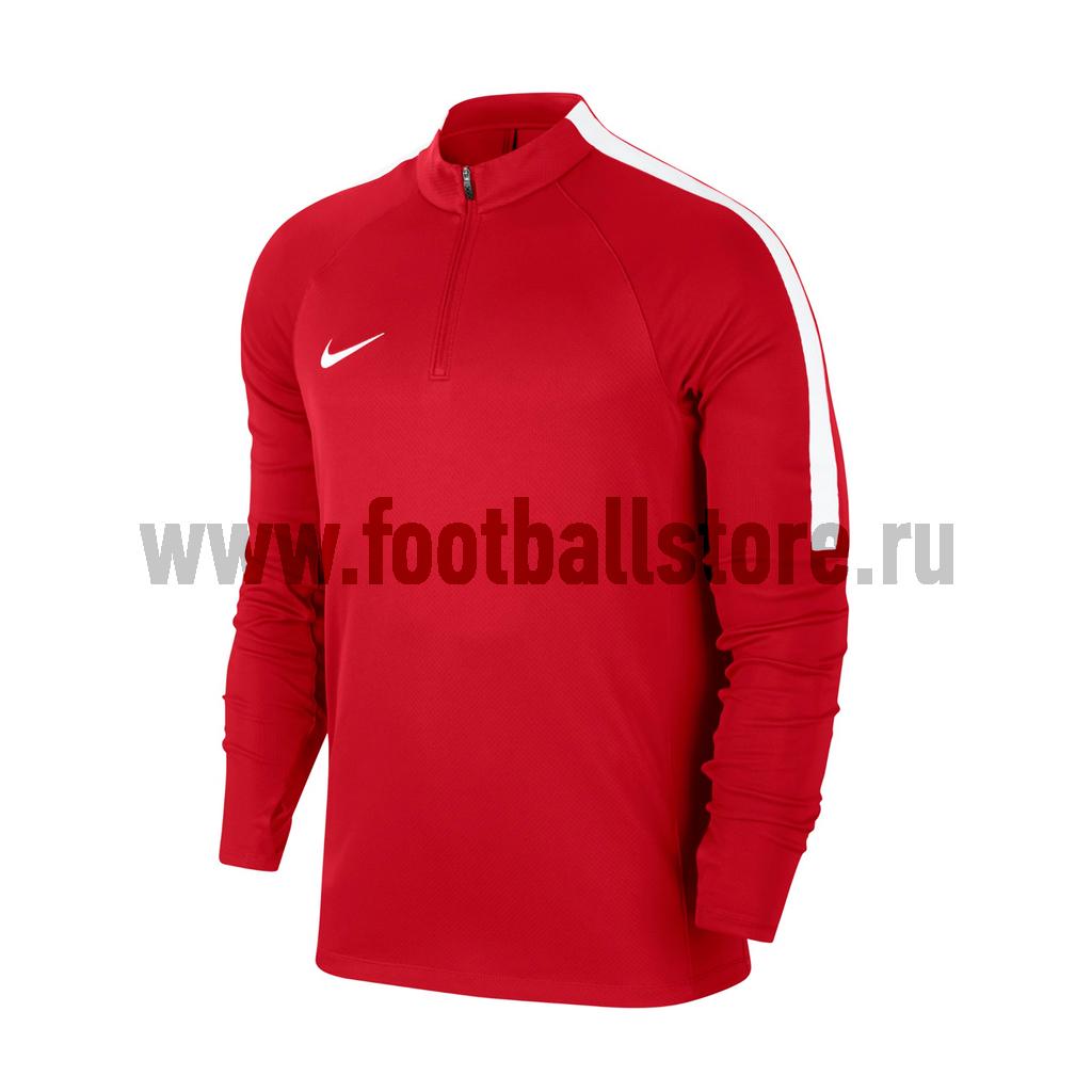 da22f996 Свитер тренировочный Nike M NK Dry SQD17 Dril Top LS 831569-657 ...