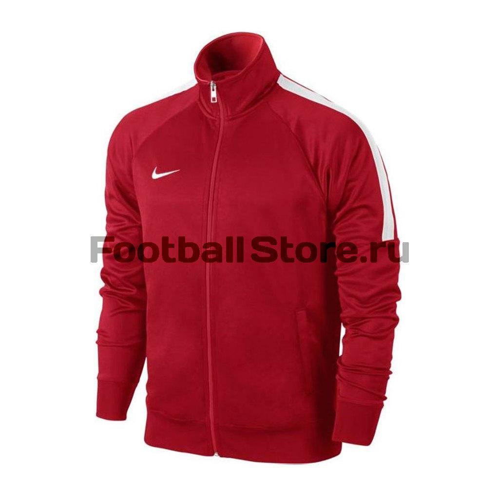 3ca24d15 Олимпийка Nike Team Club Trainer Jacket 658683-657 – купить в ...