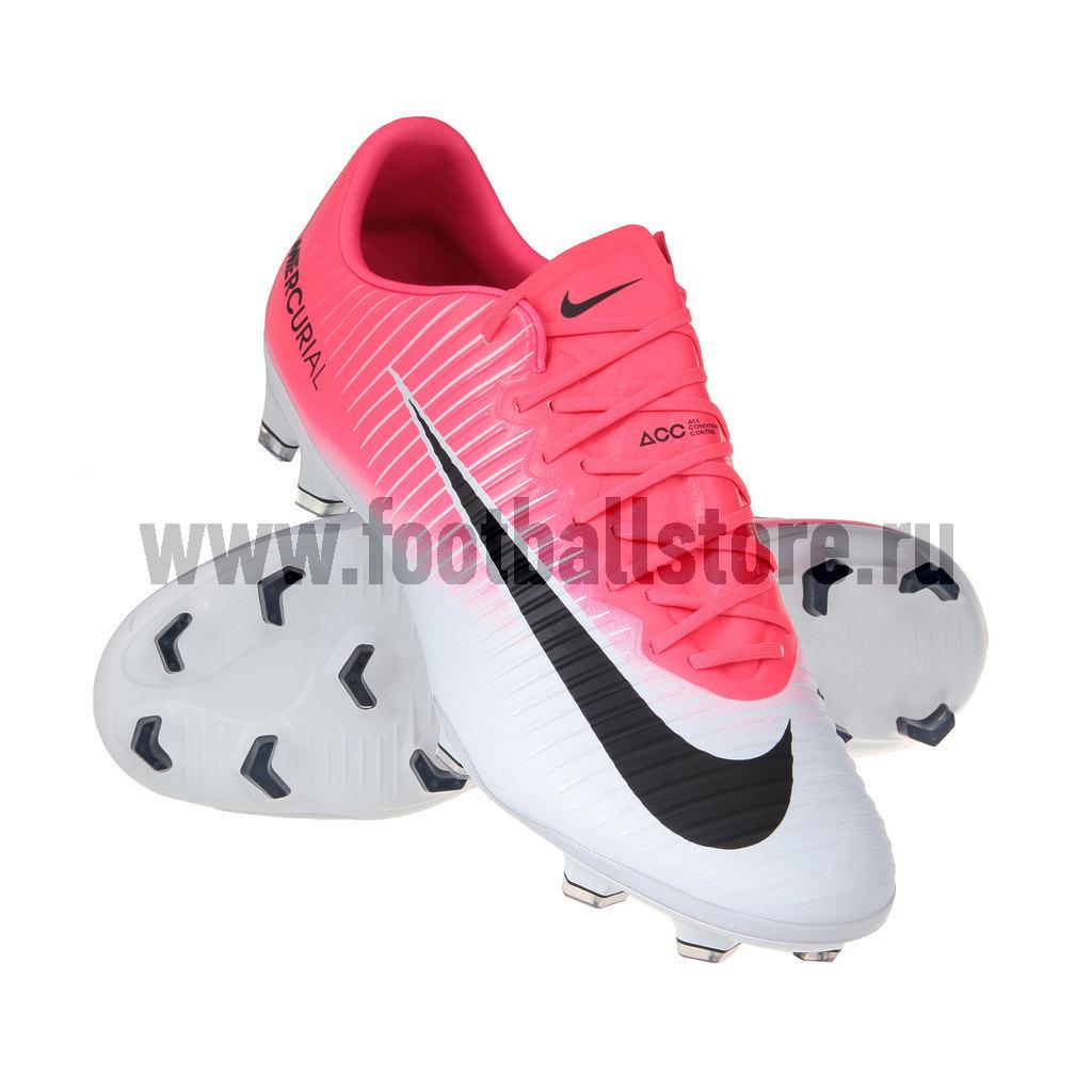 52d718f4 Бутсы Nike Mercurial Vapor XI FG 831958-601 – купить бутсы в ...