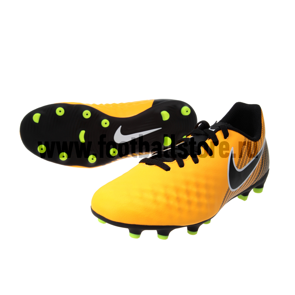 eb9f24d3e Бутсы Nike JR Magista Ola II FG 844204-801 – купить в интернет ...