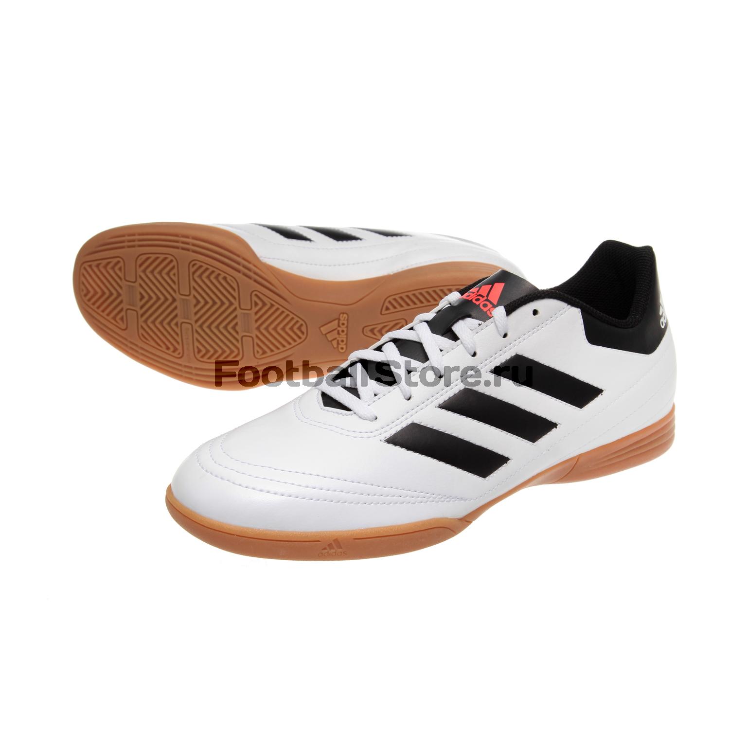c20e750a Обувь для зала Adidas Goletto VI IN AQ4292 – купить футзалки в ...