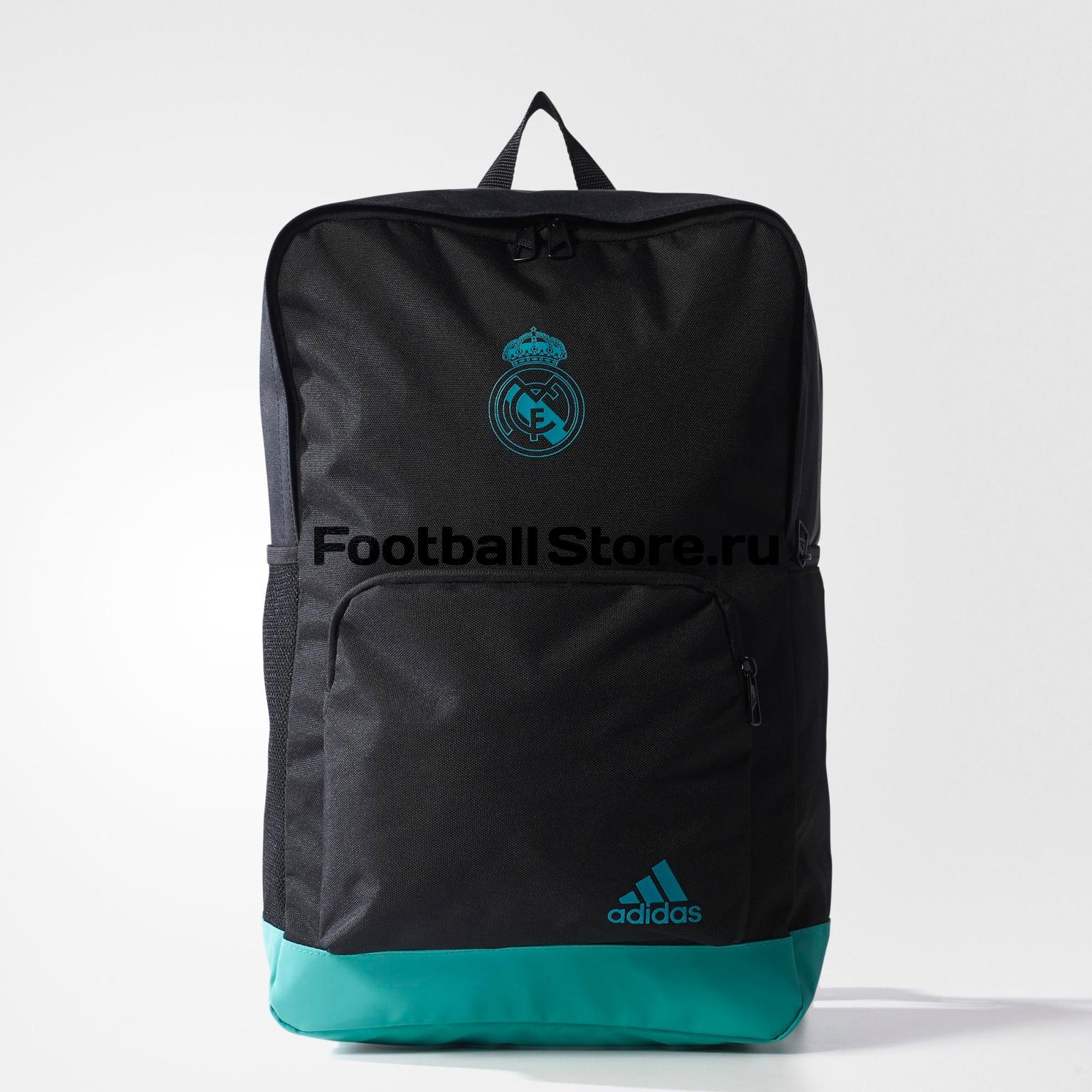587c9b37 Рюкзак Adidas Real Madrid Backpack BR7151 – купить в интернет ...