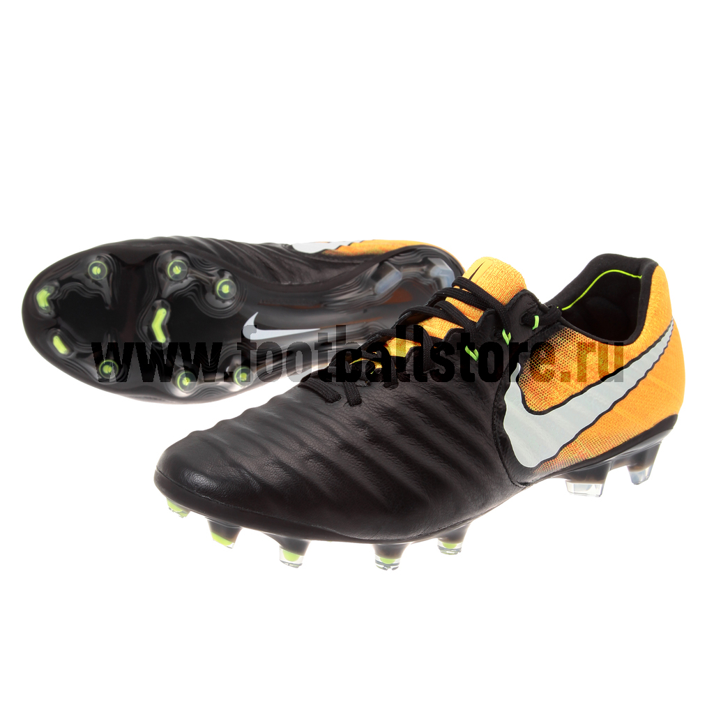 Бутсы Nike Tiempo Legend VII FG 897752-008 – купить бутсы в интернет ... 46a7105604e