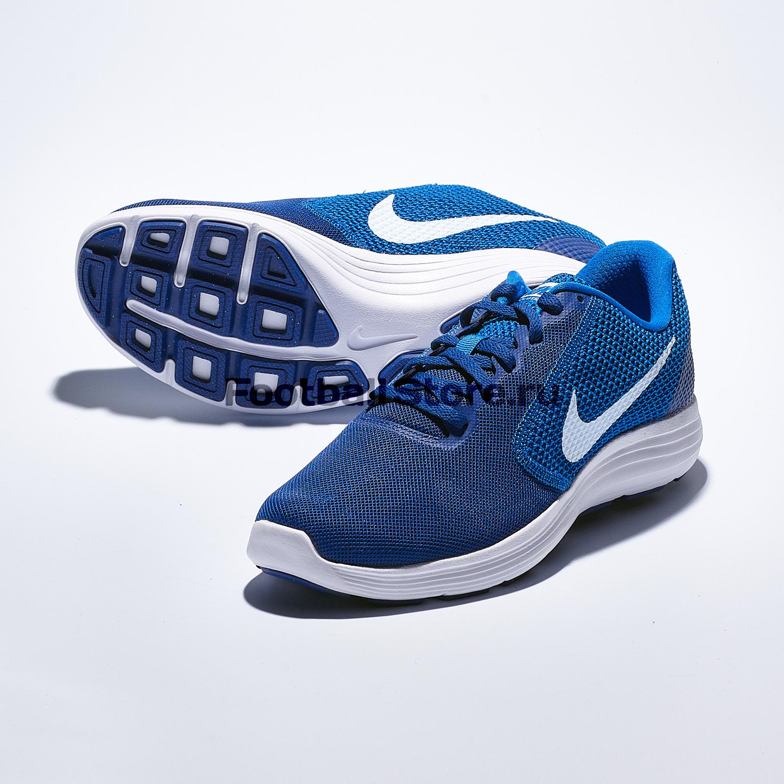 Кроссовки Nike Revolution 3 819300-407 – купить в интернет магазине ... f4c339d7e7f