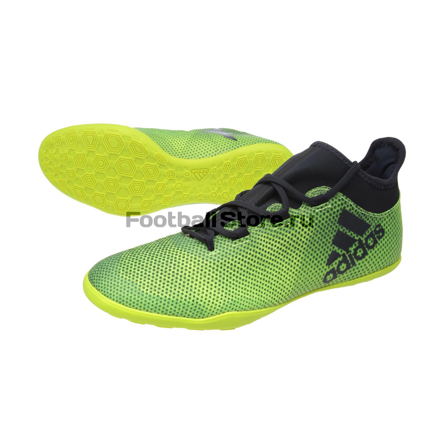 a98eb6082db56a Обувь для зала Adidas X Tango 17.3 IN CG3717 – купить футзалки в ...