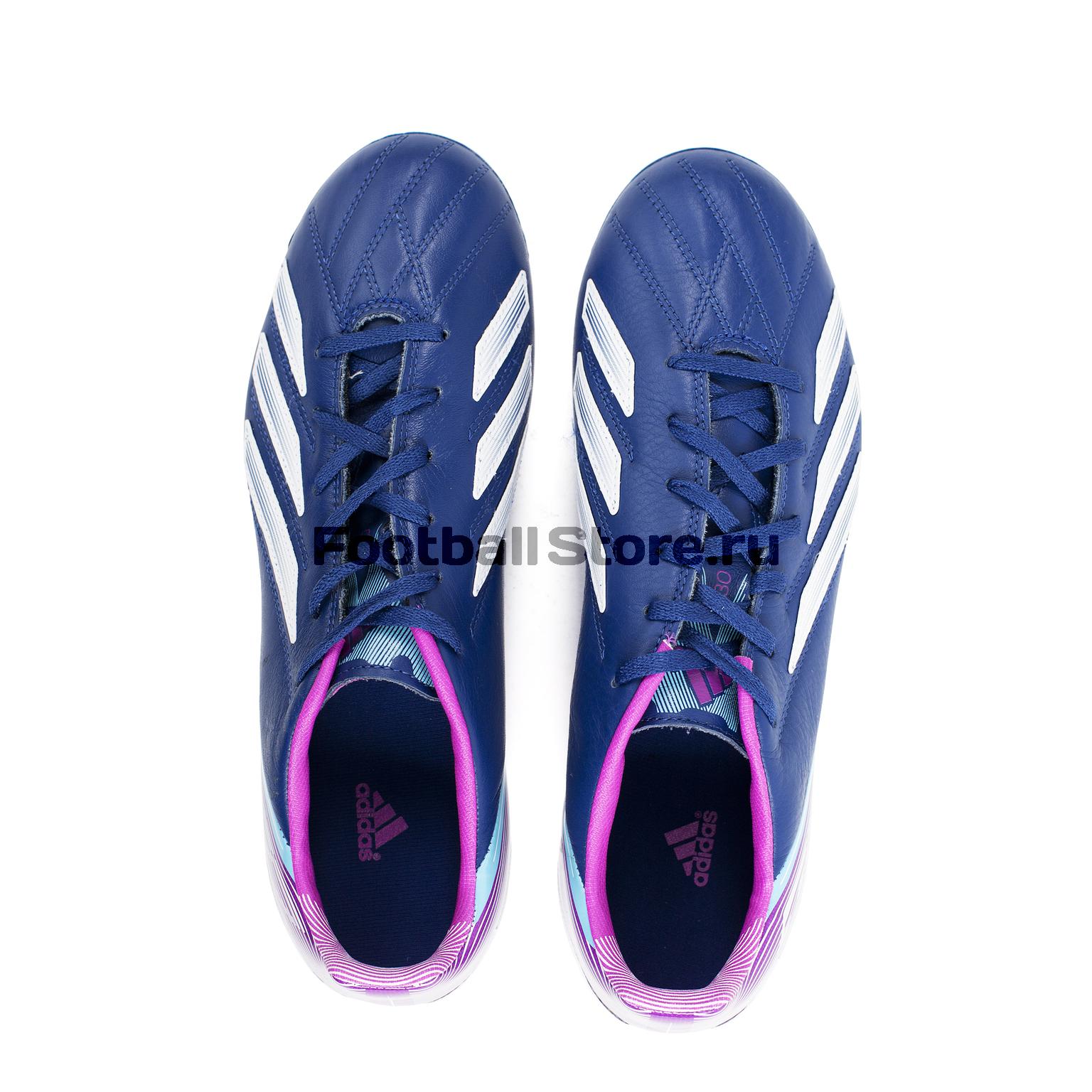 Бутсы Adidas f30 Adizero TRX FG LEA G65396 – купить бутсы в интернет ... fc83d3dfe0b