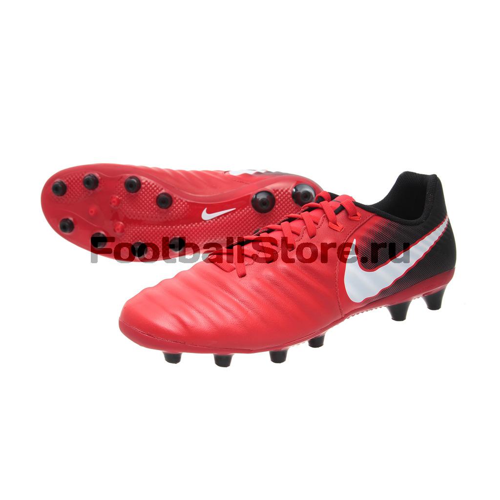 online store 62780 eb596 ... Бутсы Nike Tiempo Ligera IV AG-Pro 897743-616. Скидка