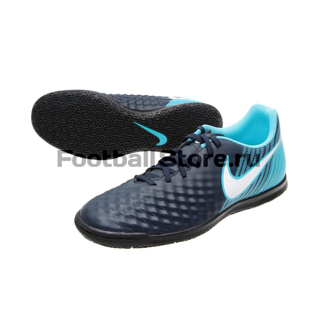 2944e72766ea Обувь для зала Nike MagistaX Ola II IC 844409-414 – купить футзалки ...