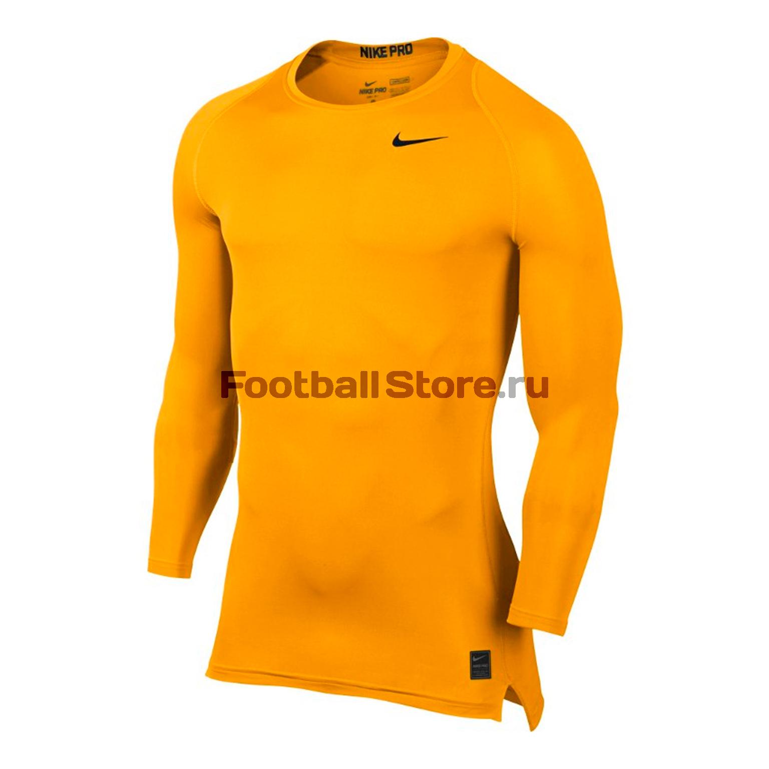 47ec7912 Белье футболка Nike Top Comp CRW 703088-739 – купить в интернет ...