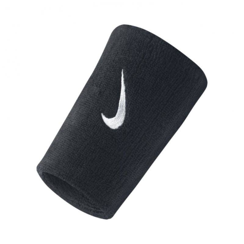 Напульсник Nike swoosh double-wide wristbands