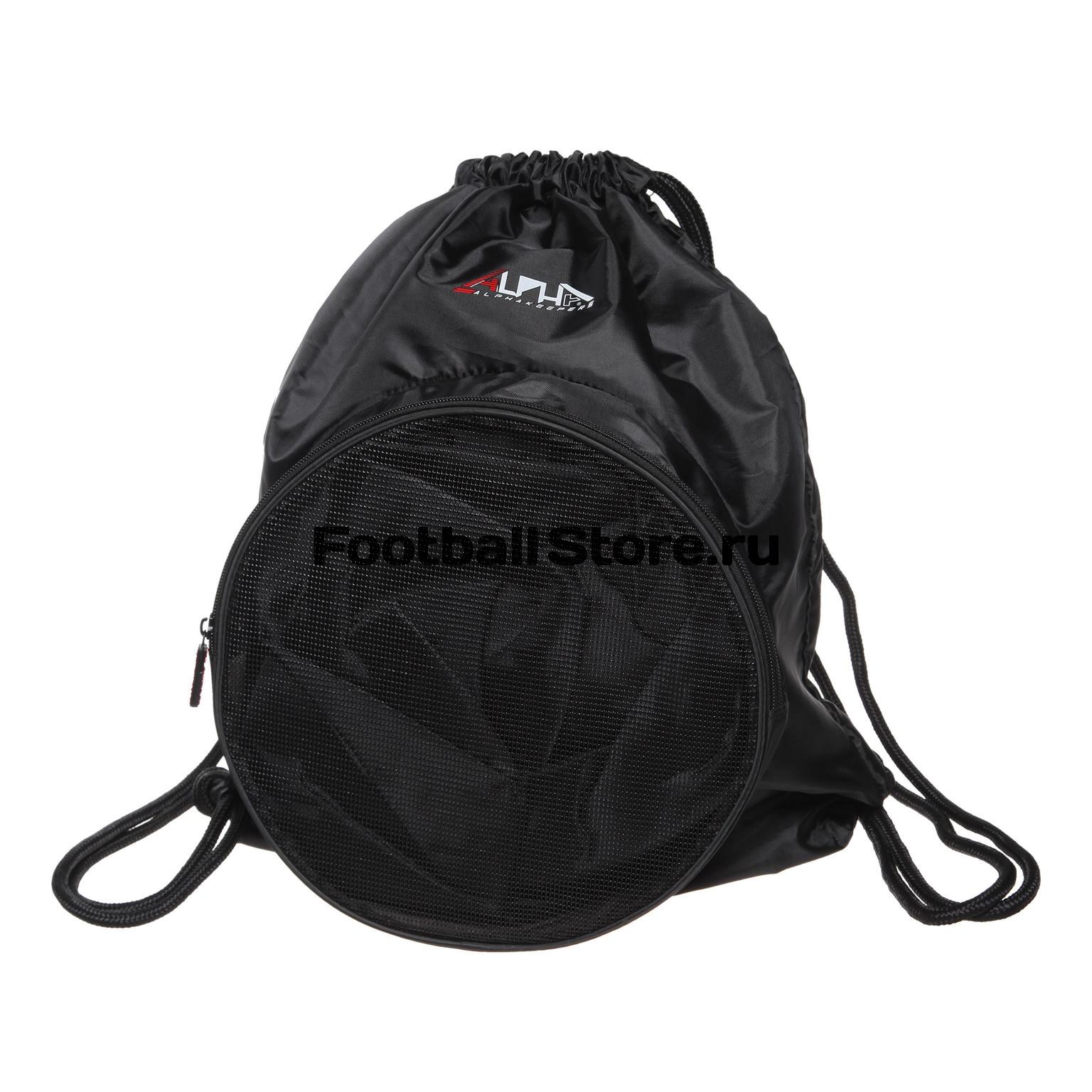 1181278bde50 Рюкзак-сумка Alpha Keepers Ball Match 9230 – купить в интернет магазине  footballstore, цена, фото