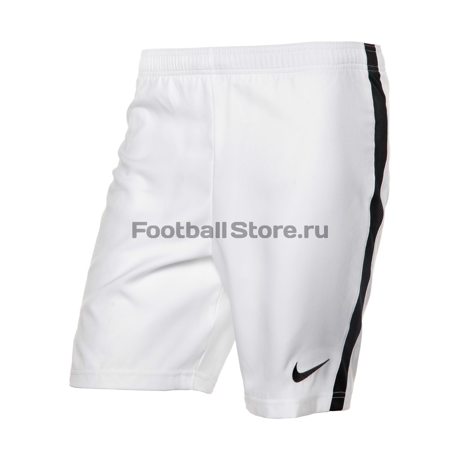 99cdf930 Шорты игровые Nike Dry Short II WVN 894331-100 – купить в интернет магазине  footballstore, цена, фото