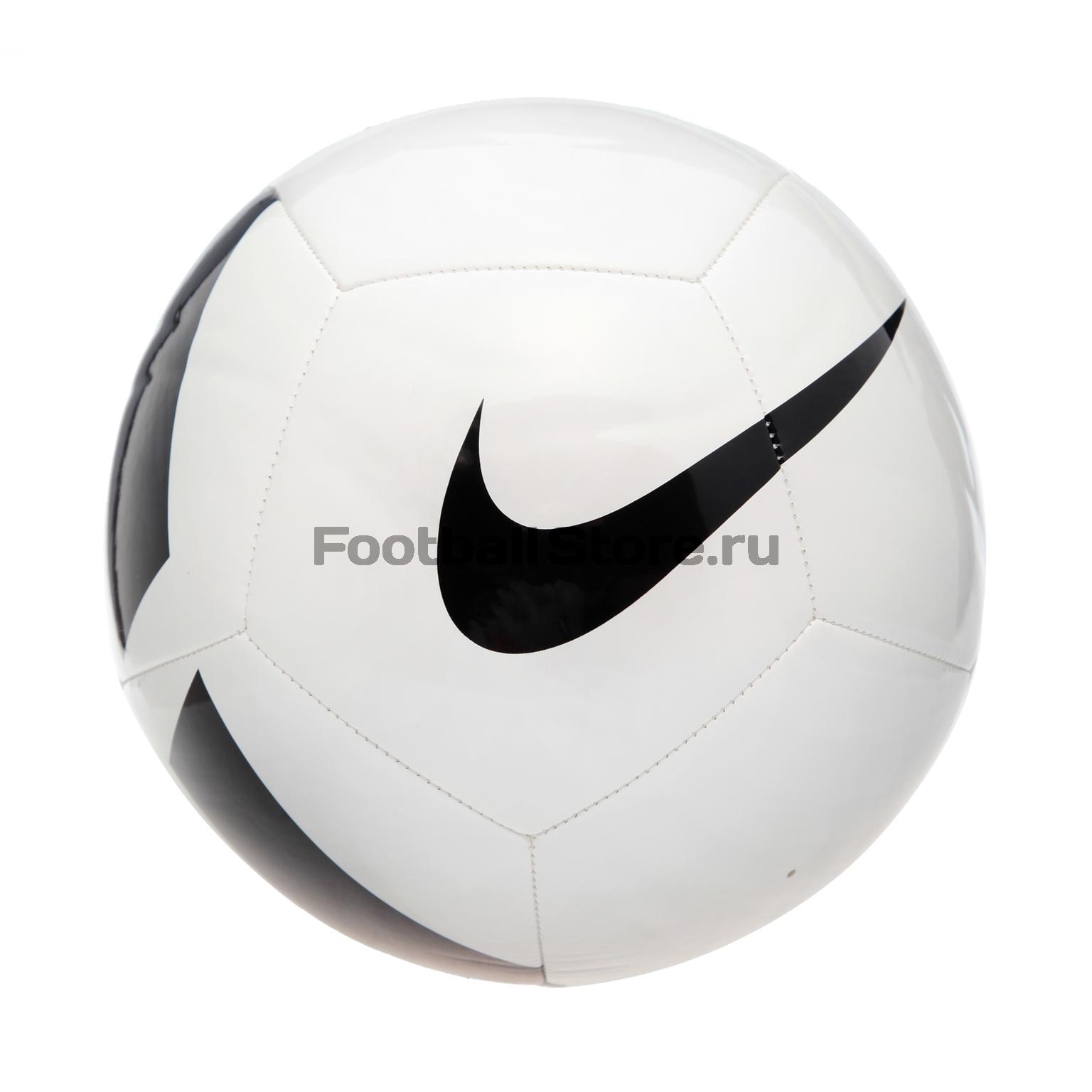 ... Футбольный мяч Nike NK Pitch Team SC3166-100. О ТОВАРЕ  РАСЧЕТ ДОСТАВКИ 0486eae268c12