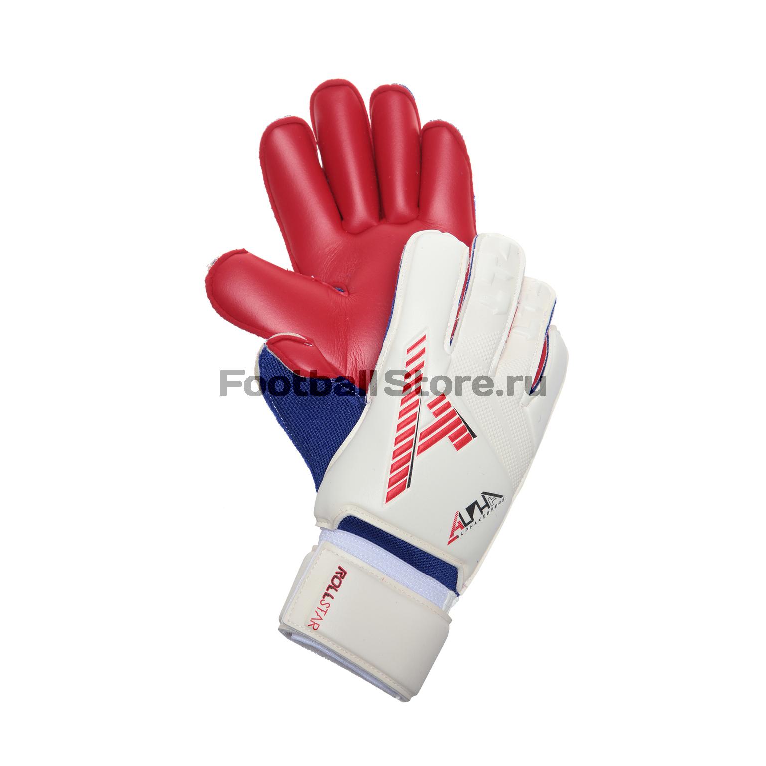 b20d5caf Перчатки вратарские AlphaKeepers Rollstar 1497 – купить в интернет магазине  footballstore, цена, фото
