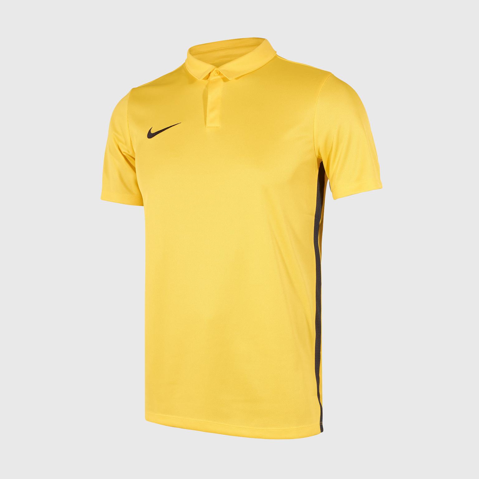 edcfcbf0 Поло Nike Dry Academy18 Polo SS 899984-719 - купить в интернет магазине  footballstore, цена, фото
