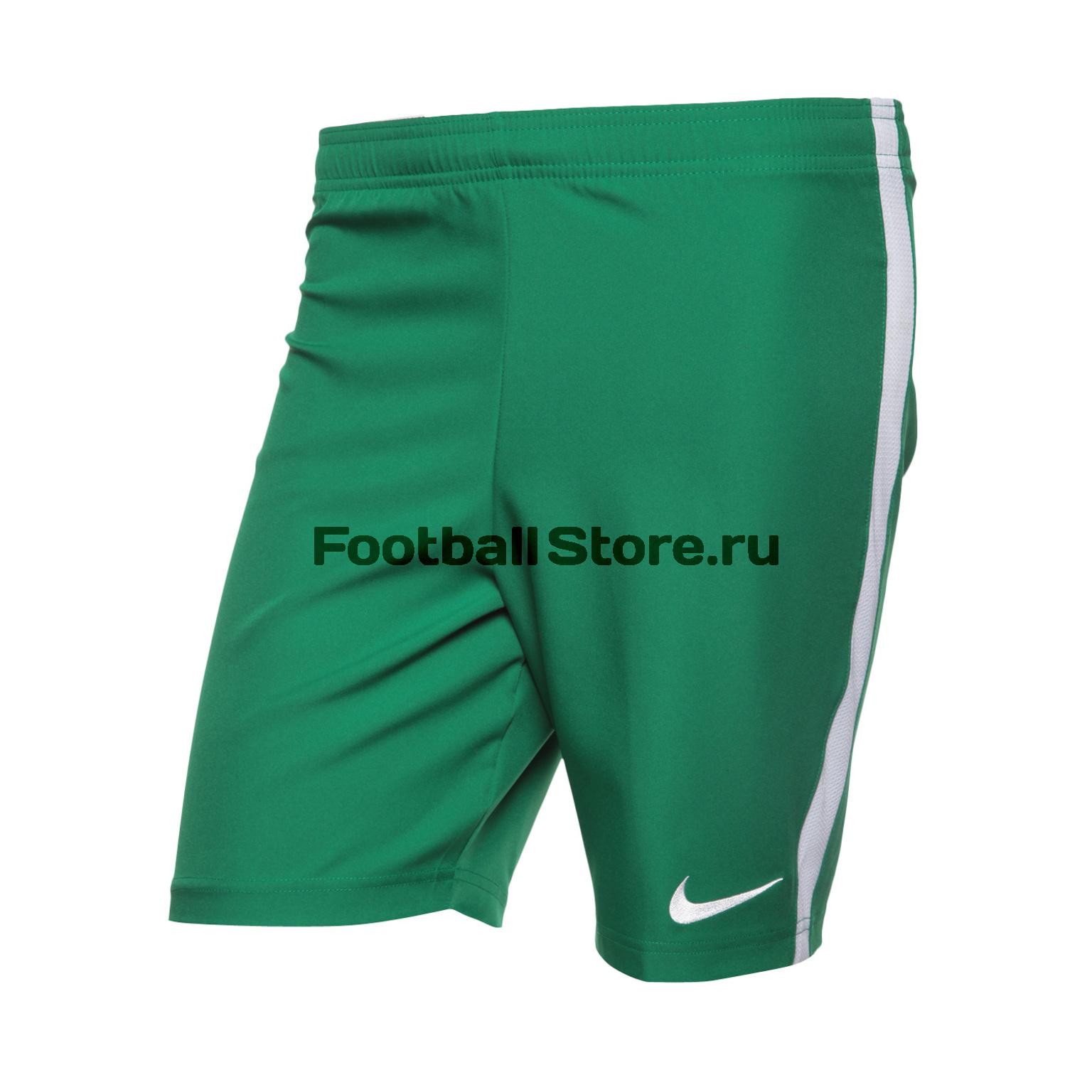 2792dcca Шорты игровые Nike Dry Short II WVN 894331-302 – купить в интернет магазине  footballstore, цена, фото
