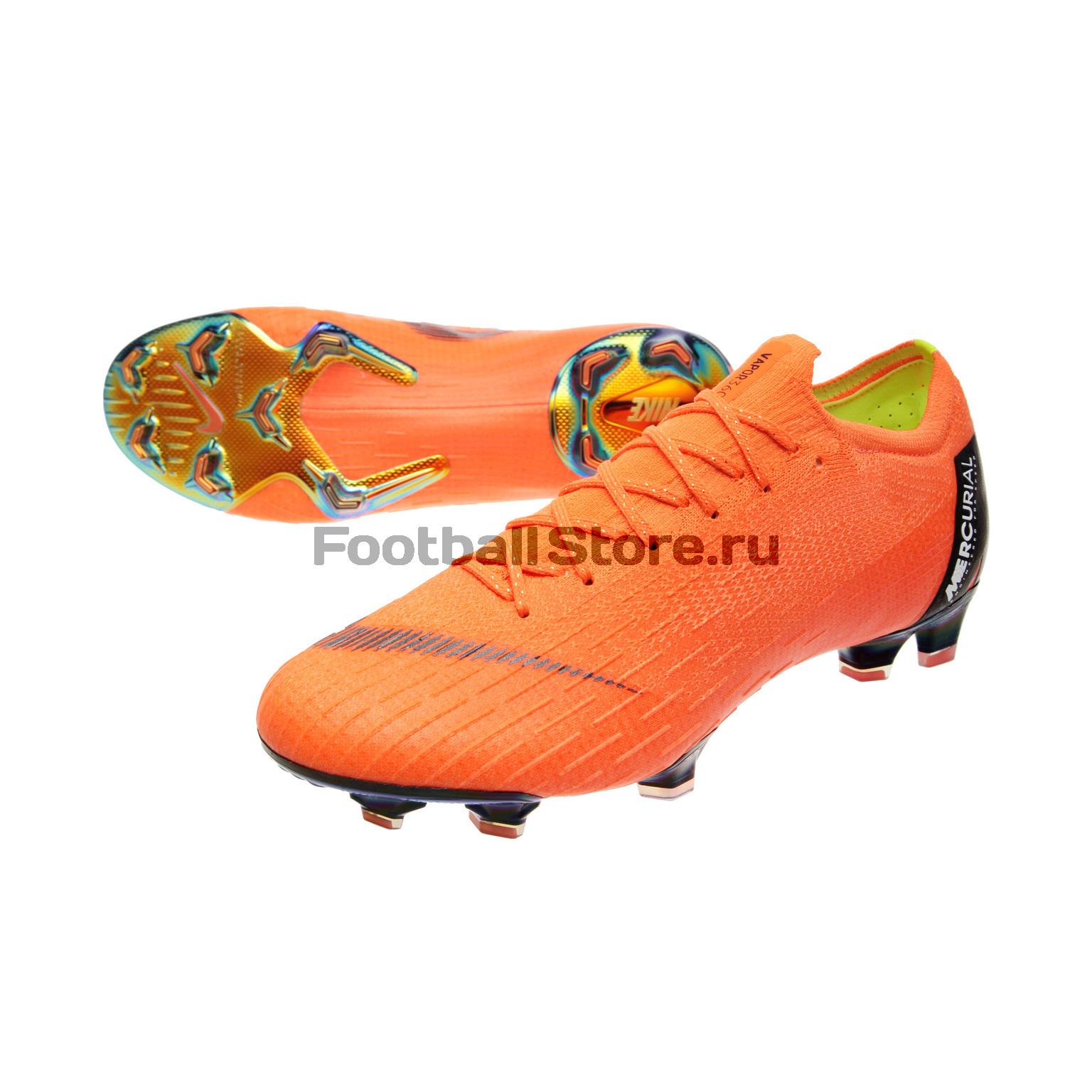 6385ec641 Бутсы Nike Vapor 12 Elite FG AH7380-810 – купить бутсы в интернет ...
