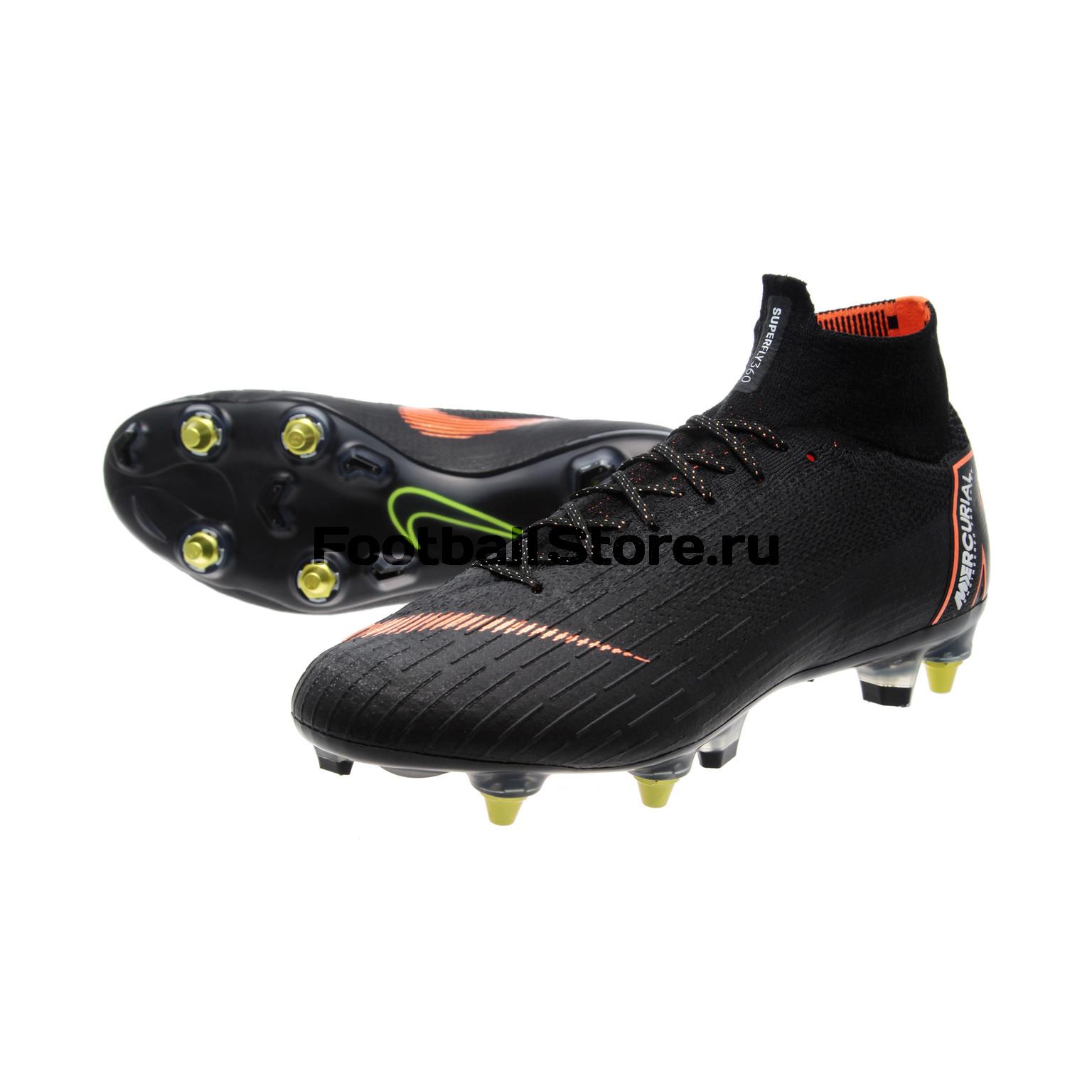 beb0f60451de Бутсы Nike Superfly 6 Elite SG-Pro AC AH7366-081 – купить бутсы в ...