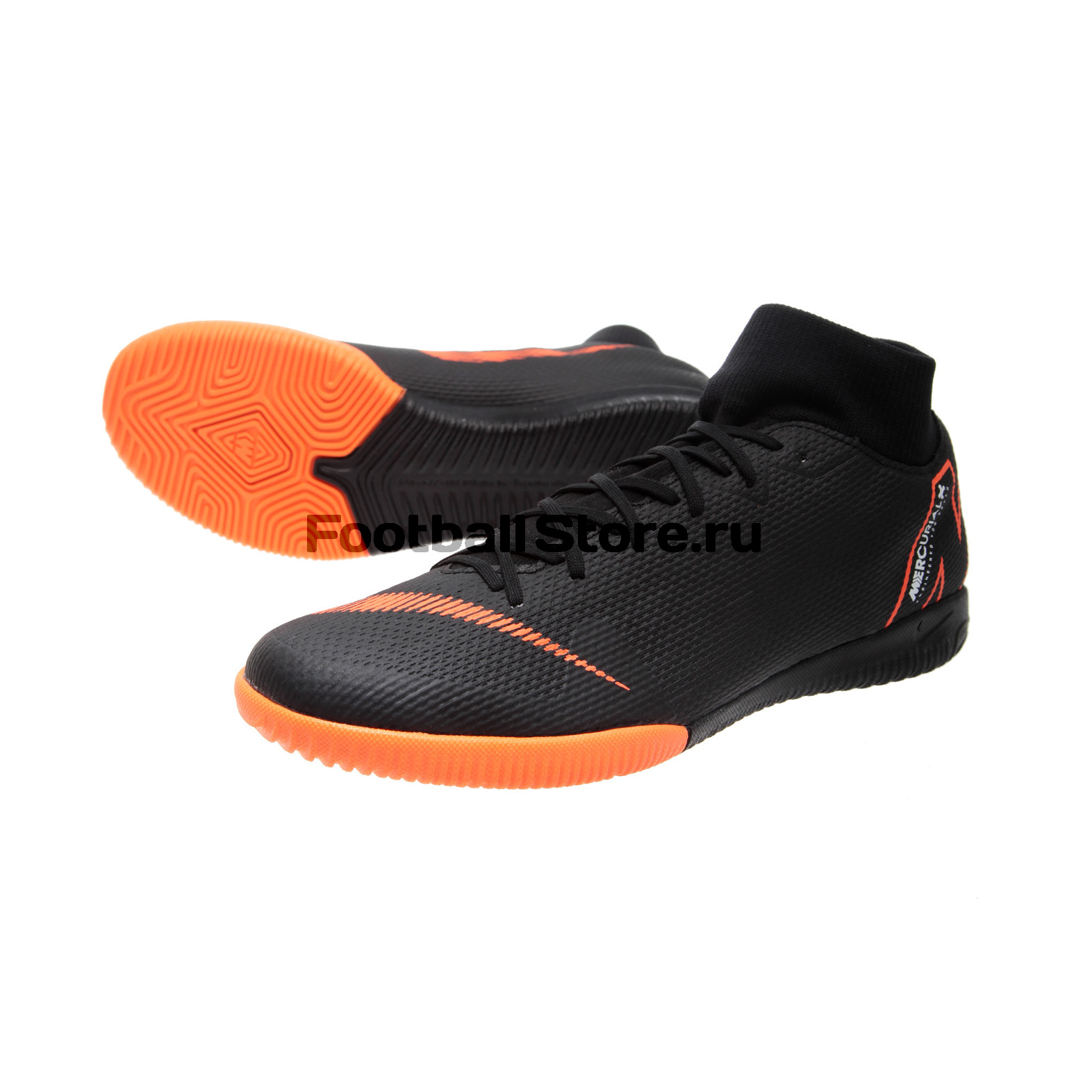 2b5794a6 Обувь для зала Nike SuperflyX 6 Academy IC AH7369-081 – купить ...